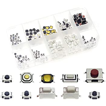 Lilypad Arduino Button Board Momentary Push Button Switch Manufactured for AMX3d 5M-G5W7-LPBB