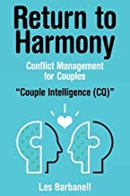 Return to Harmony: Conflict Management for Couples