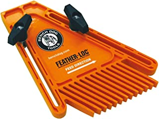 Bench Dog 10-005 Feather-Loc Single Featherboard for Table Saws and Router Tables