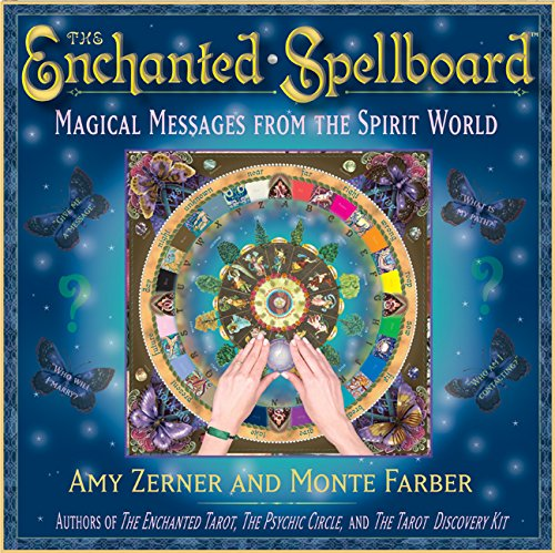Price comparison product image The Enchanted Spellboard: Magical Messages from the Spirit World