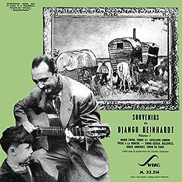 Souvenirs de Django Reinhardt  (Jazz Connoisseur)