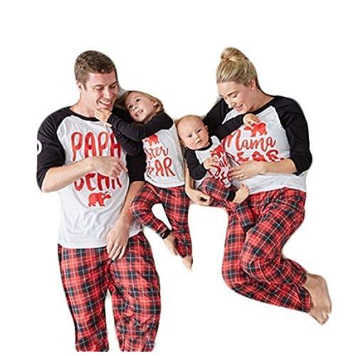 6027ceb17 Father Son Pajamas  Amazon.com