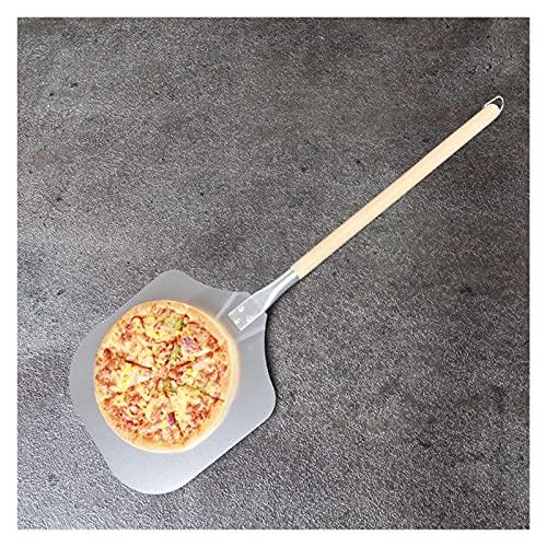 Bidet Piedra para Pizza Pizza Piedra Pizza patrón Espiral Mango extraíble Pizza Pala de Aluminio Pala de Aluminio Gadgets para Hornear Pizza casera y Pasteles de Pan Pastel de Galletas