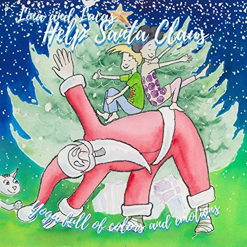 Lina and Lucas Help Santa Claus Titelbild