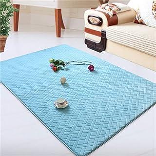 Carpet cleaner Carpet Living Room with Rug Rectangle Coffee Table Carpet Bedside Bedside Creep Mats for Kids 150 * 220cm (...