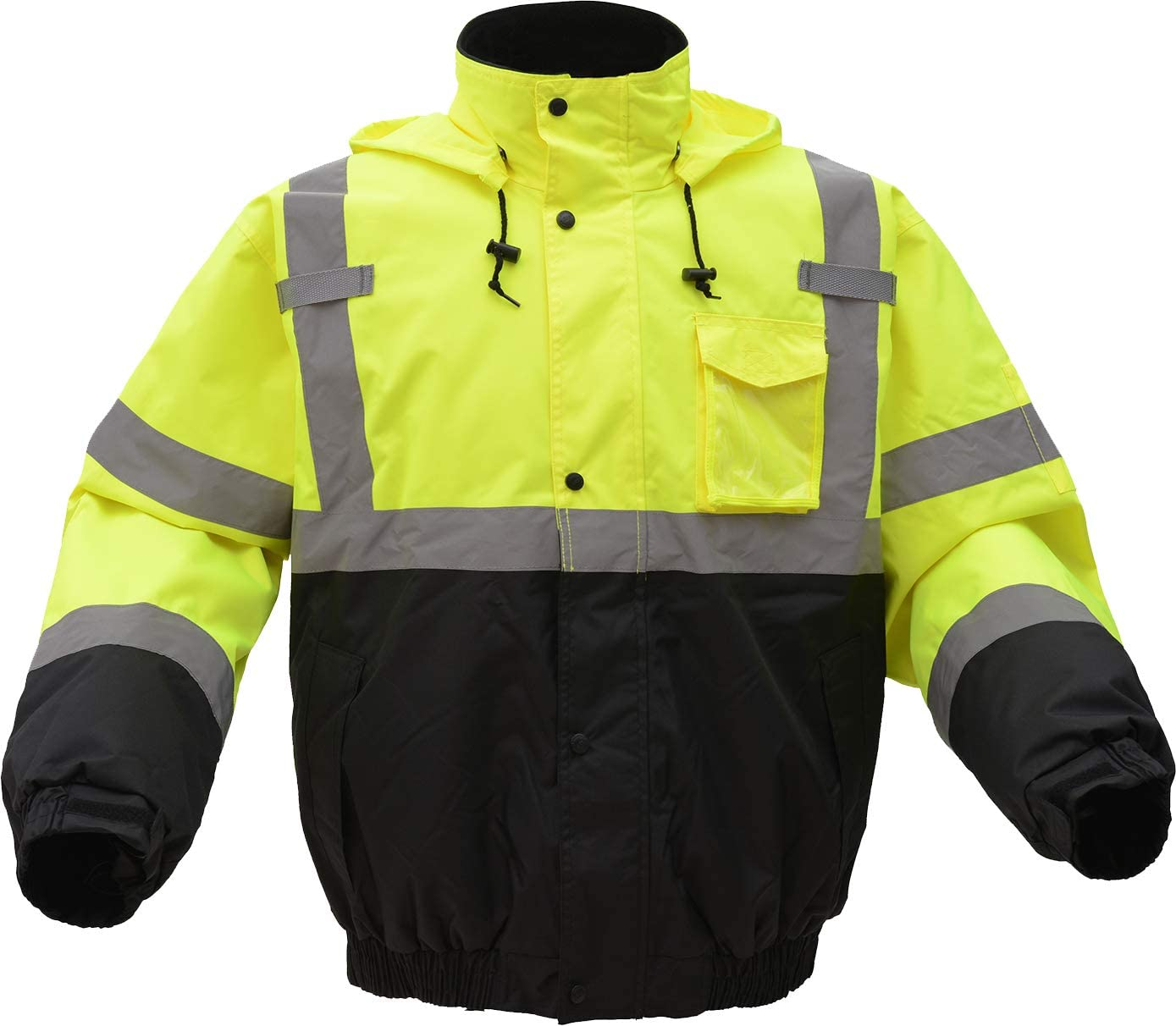 GSS Safety Charlotte Mall CLASS 3 WATERPROOF BOMBER QUILT-LINED JACKET XL 5% OFF Lim