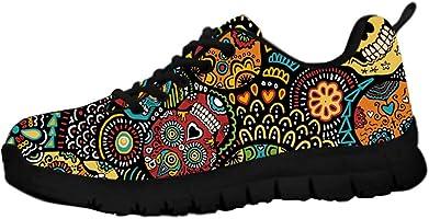 chaussures tête de mort mexicaine 2