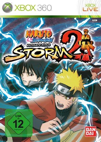 Naruto Shippuden: Ultimate Ninja Storm 2 [Importación alemana]