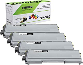 PayForLess TN350 TN-350 Toner Cartridge Compatible for Brother HL-2070N HL-2040 DCP-7020 MFC-7420 MFC-7225N MFC-7820N Intellifax-2820 Printers