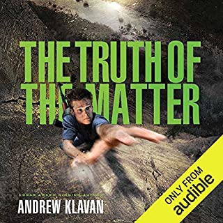 The Truth of the Matter audiobook cover art