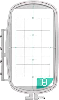 Embroidex Large Hoop for Brother SE350 SE400 LB6770 LB6800 SE270D HE1 HE120 HE240 NV500D NV900D NV950D PE300 PE400D PE500 ...