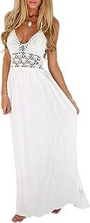 Best white long beach dress Reviews