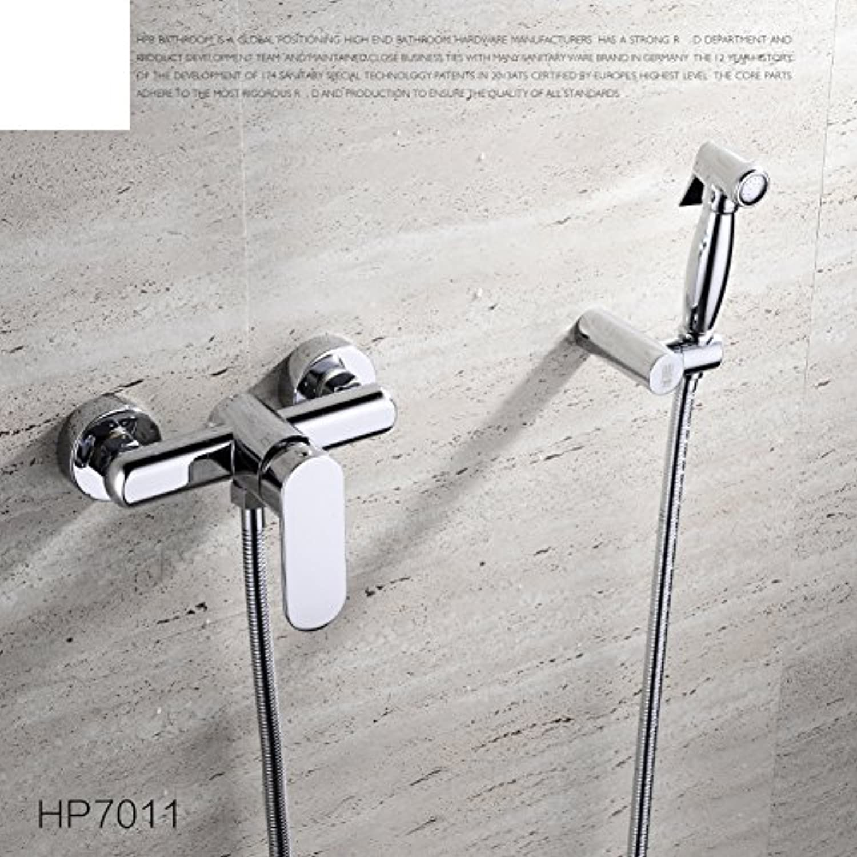 WP Bidet Wasserhahn WC-Sprühpistole, Kupfer