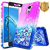 Huawei Ascend XT 2 (H1711) / Huawei Elate 4G LTE Case w/[Full Coverage Tempered...