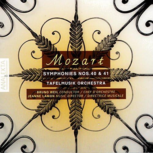 Jeanne Lamon, Bruno Weil & Tafelmusik Baroque Orchestra