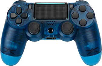PS4 Controller DoubleShock 4 Wireless Controller for Playstation 4 - Crystal Blue
