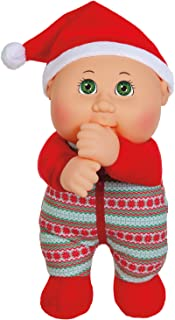 Cabbage Patch Cuties Berry Holiday 9 Inch Soft Body Baby Doll - Holiday Helper Collection