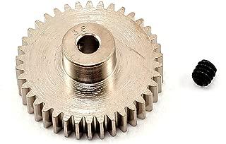 Robinson Racing 1038 Hard Nickel Plated Steel Motor Pinion Gear, 1/8