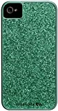 Glam iphone 4 cases - emerald
