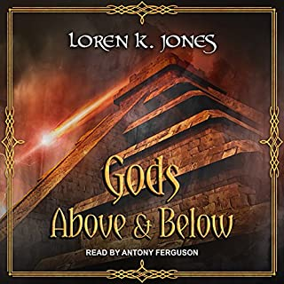 Page de couverture de Gods Above and Below