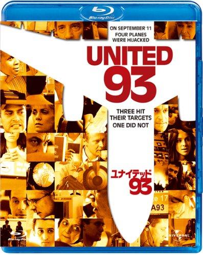 ユナイテッド93 [Blu-ray] - シェエン・ジャクソン, ジョン・ロスマン, クリスチャン・クレメンソン, ポール・グリーングラス