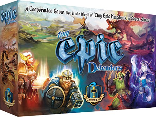 Gamelyn Game Tiny Epic Defenders