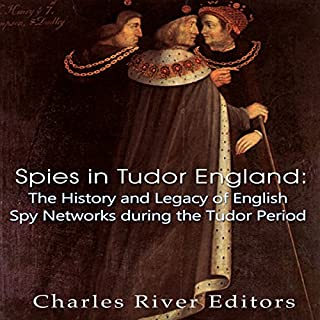 Spies in Tudor England cover art