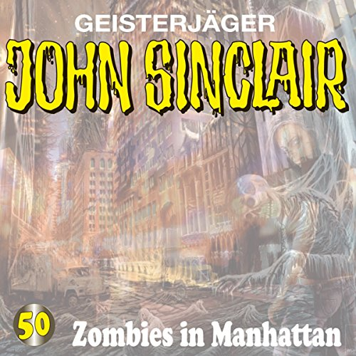 Zombies in Manhattan cover art