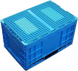 Qbylyf Boîte Pliable, Plastique 2PACK 27L / 108L / 135L / 165L / Pliable Boîte De Rangement/Container: Râpés Mur Utilitair...