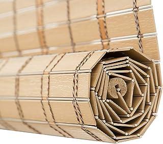 Estor enrollable YXX Toldos enrollables de PVC con persianas Planas, Ideal for Ventanas, Puertas, Balcones, Jardines, Patios, Aislamiento al Aire Libre (Size : 100cmx100cm)