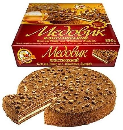 Kaufen russische torten Russische Honigtorte