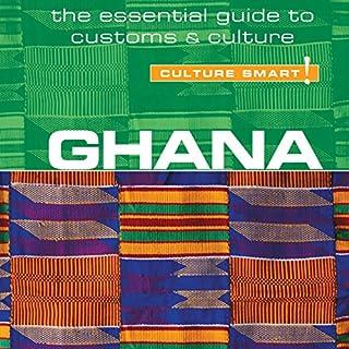 Ghana - Culture Smart! audiobook cover art
