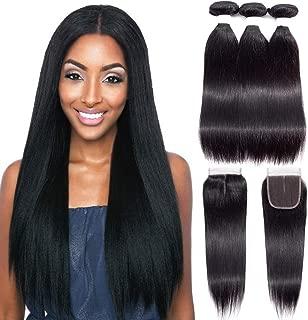 Best 40 inch human hair bundles Reviews