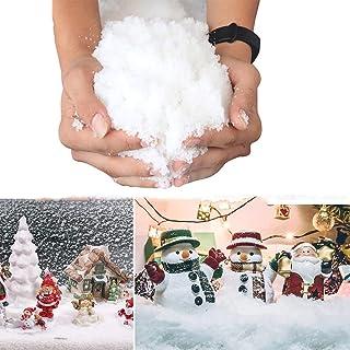 Indoor Nep Sneeuw Kunstmatige Sneeuw Realistische Instant Pluizige Sneeuw Poeder Instant Sneeuw Simulatie Gebruikt Voor Wi...
