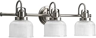 Best antique nickel bathroom lighting Reviews