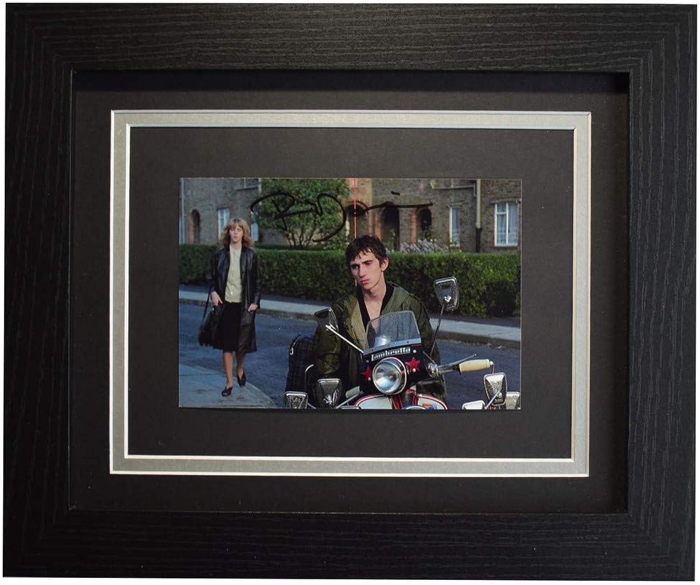 Sportagraphs Phil Daniels Signed 10x8 Framed Photo Autograph Display Quadrophrenia Film COA
