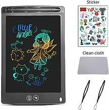 LCD Writing Tablet,Local Wipe Drawing Board Color Writing Graffiti Board Small Blackboard Color Graffiti Drawing Board Dra...