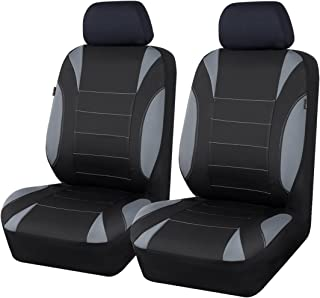 S- tech automotive Polo GTI 06-09 Black Single Seat Cover Water Resistant Heavy Duty Durable