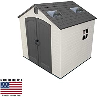 lifetime shed 60015