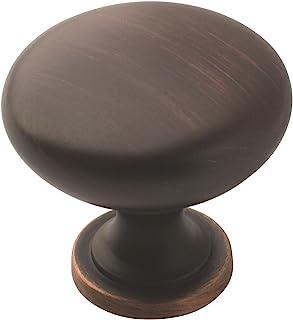 Amerock BP53005-ORB 1-1/4-Inch Diameter, Oil Rubbed Bronze