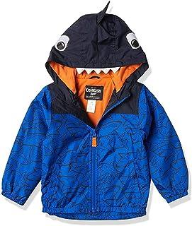 Osh Kosh Boys' Little Jersey-Lined Lightweight Jacket
