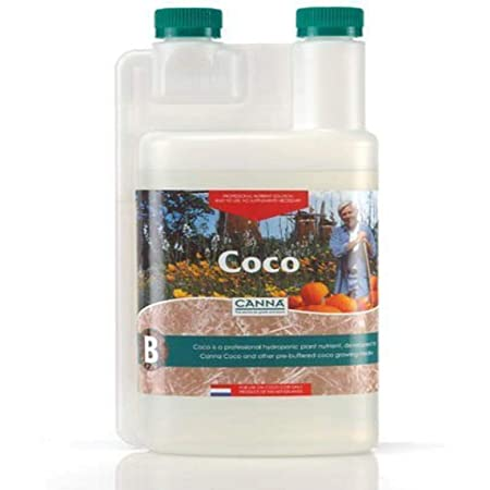 Canna Continental-9410901 Coco B 1 Liter