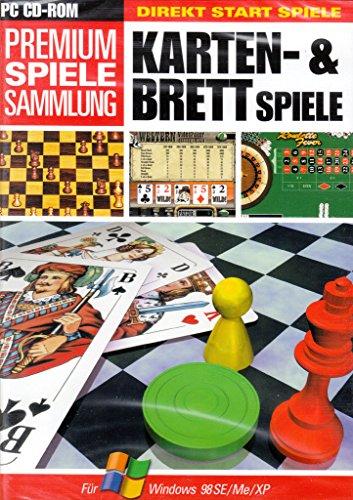 KARTEN- & BRETTSPIELE -- Premium-Spielesammlung