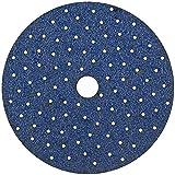 Norton Abrasives - St. Gobain 04036 ProSand Multi-Air Cyclonic A975 CA P150-Fine Grit Paper Hook & Loop Center-Hole Vacuum Disc, Ceramic Alumina Abrasive, 15000 RPM, 5' Diameter (Pack of 50)