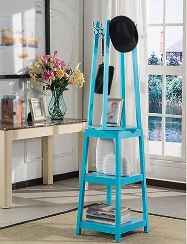 DEE Portehommeteau Domestique - 360 & Deg; rougeation Multifonction sur Le Chapeau Chapeau Etagère Chambre Salon Forte Et Robuste