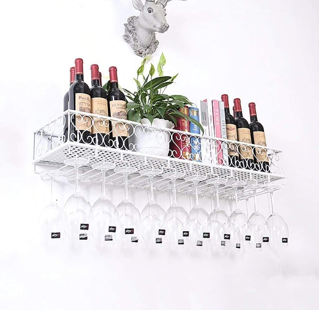 Wall-mounted Wine Glass Holder Cup Ha Inventory cleanup selling sale Racks Creative Max 57% OFF