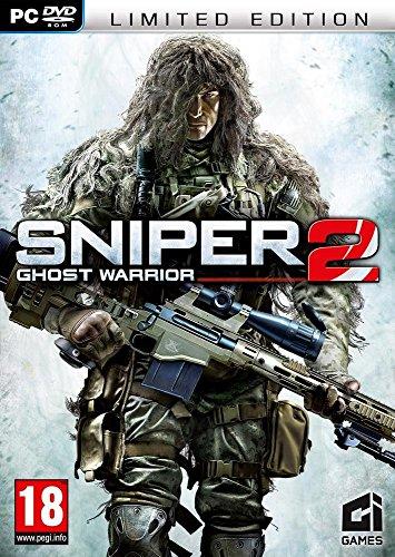 Sniper : Ghost Warrior 2 - édition collector [Importación francesa]