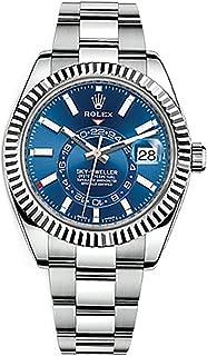 Rolex Sky-Dweller Blue Dial Automatic Men's Oyster Watch 326934BLSO
