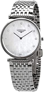 Longines La Grande Classique de Longines SS MOP Dial with Diamonds L4.709.4.88.6