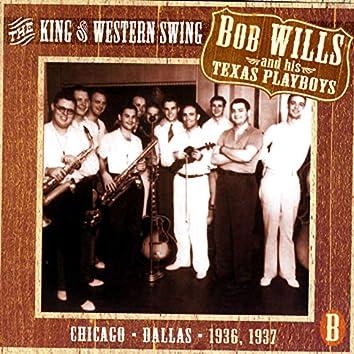 The King Of Western Swing, CD B